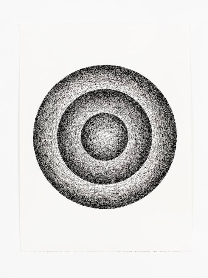 'Tres círculos'.