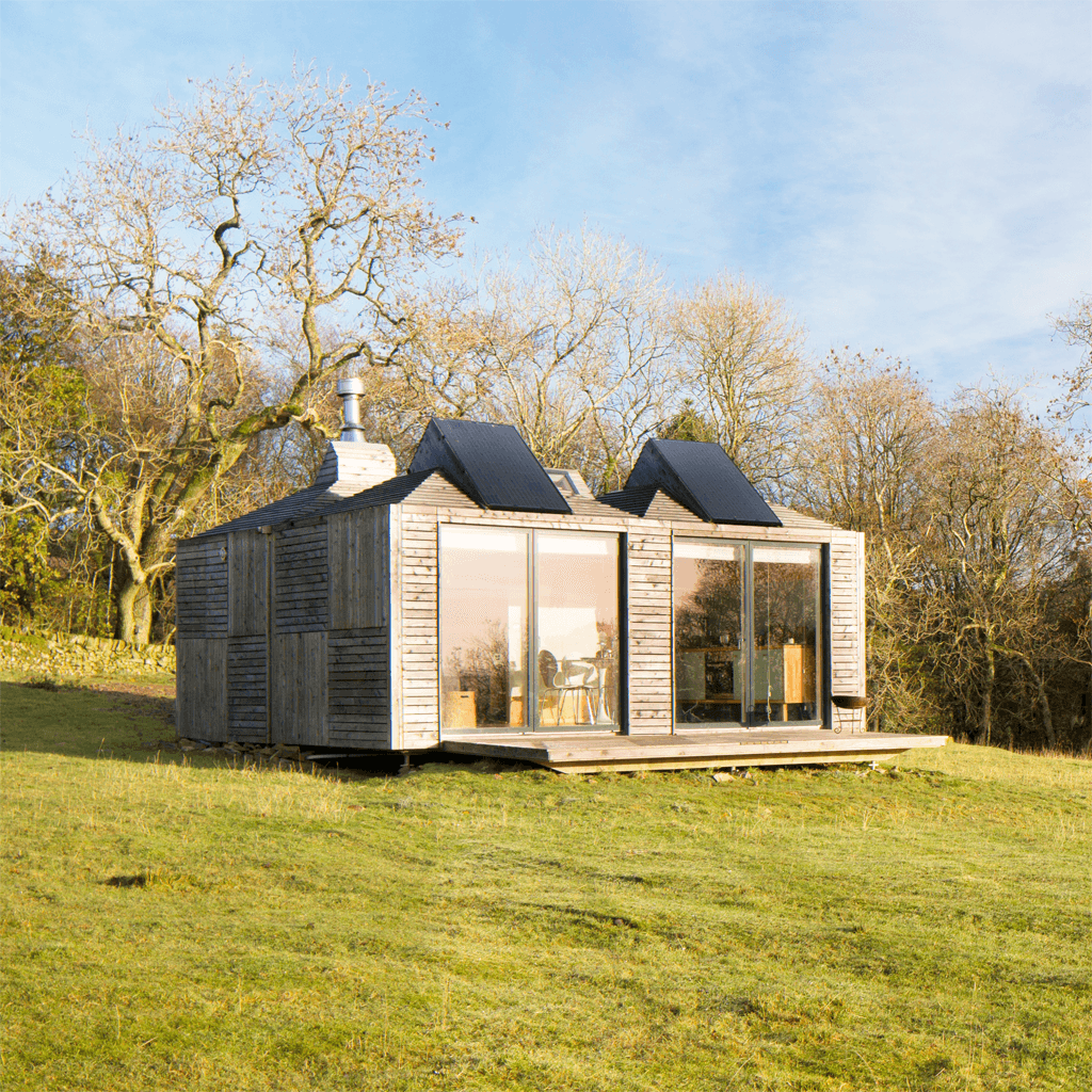 Brockloch Eco Retreat en madera
