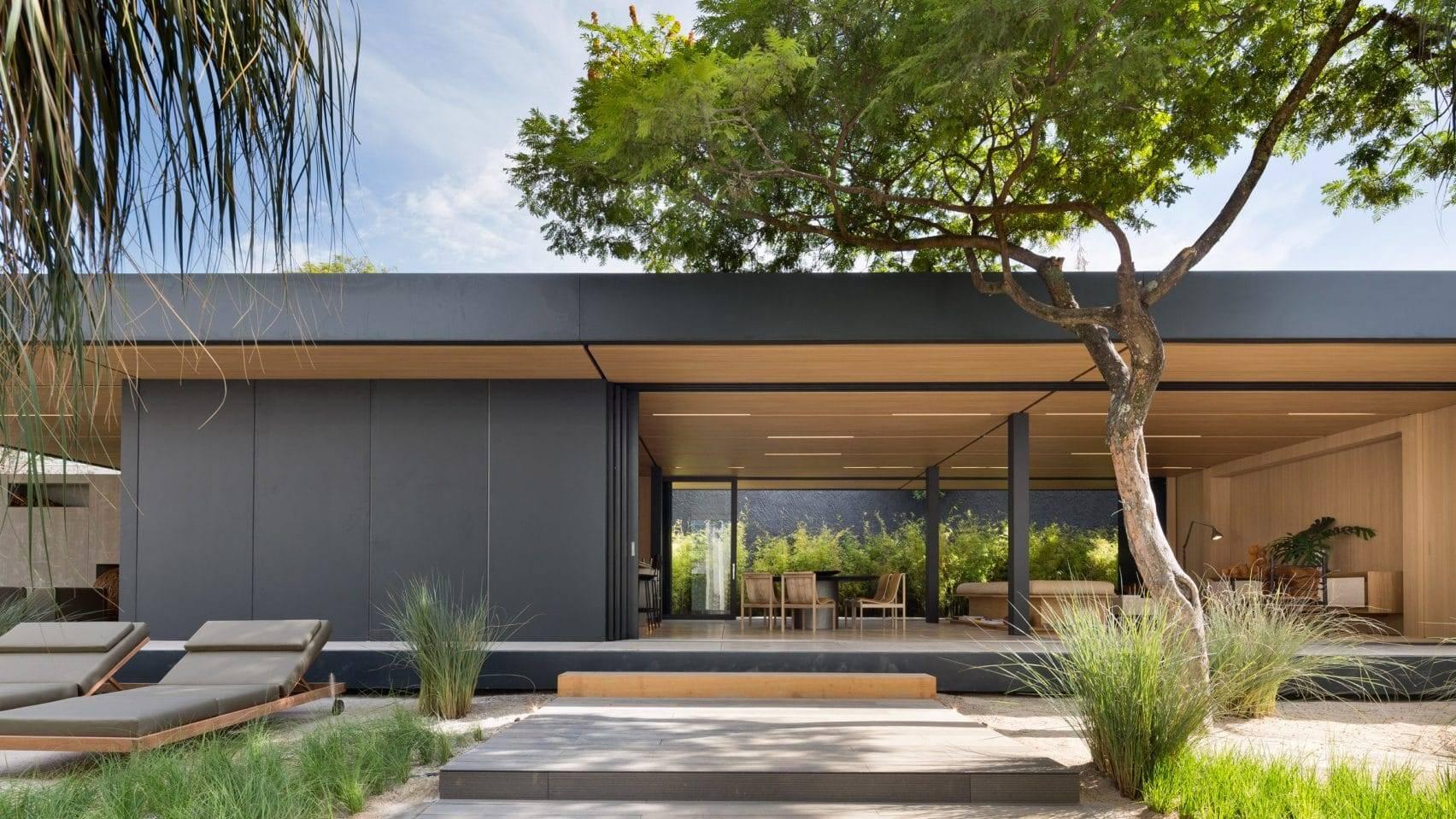 Prefabricado tropical y sostenible