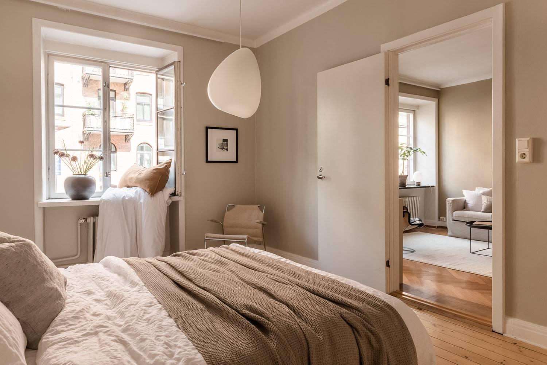Selecci n de 10 colores para pintar tu dormitorio - Pintar pared dormitorio ...