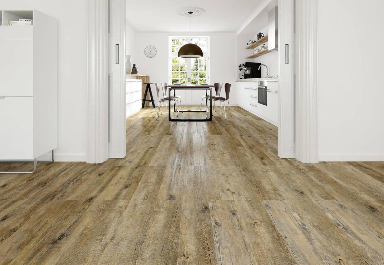ideas de pisos de baño de vinilo Ideas Para Cambiar El Suelo Sin Obras