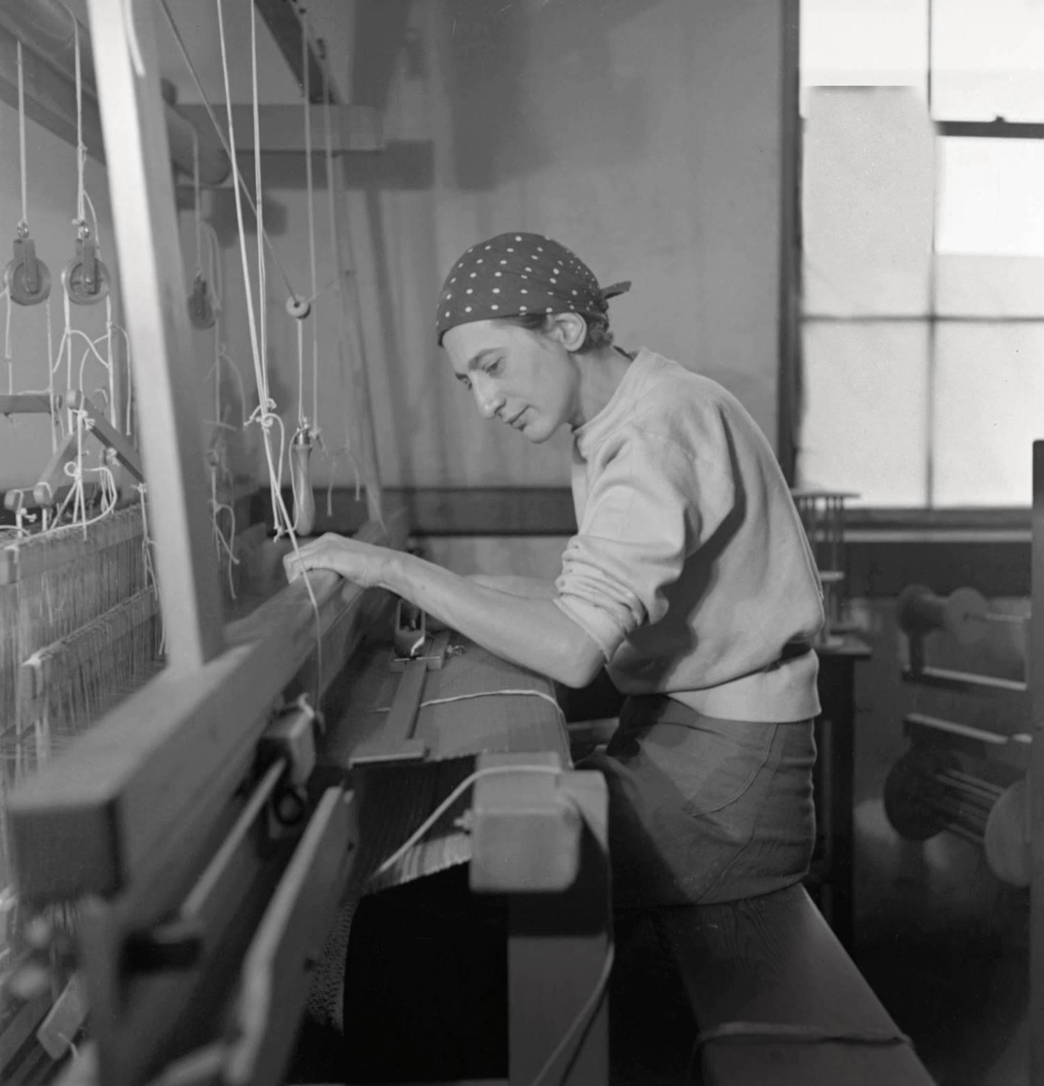 Descubriendo a las mujeres de la Bauhaus