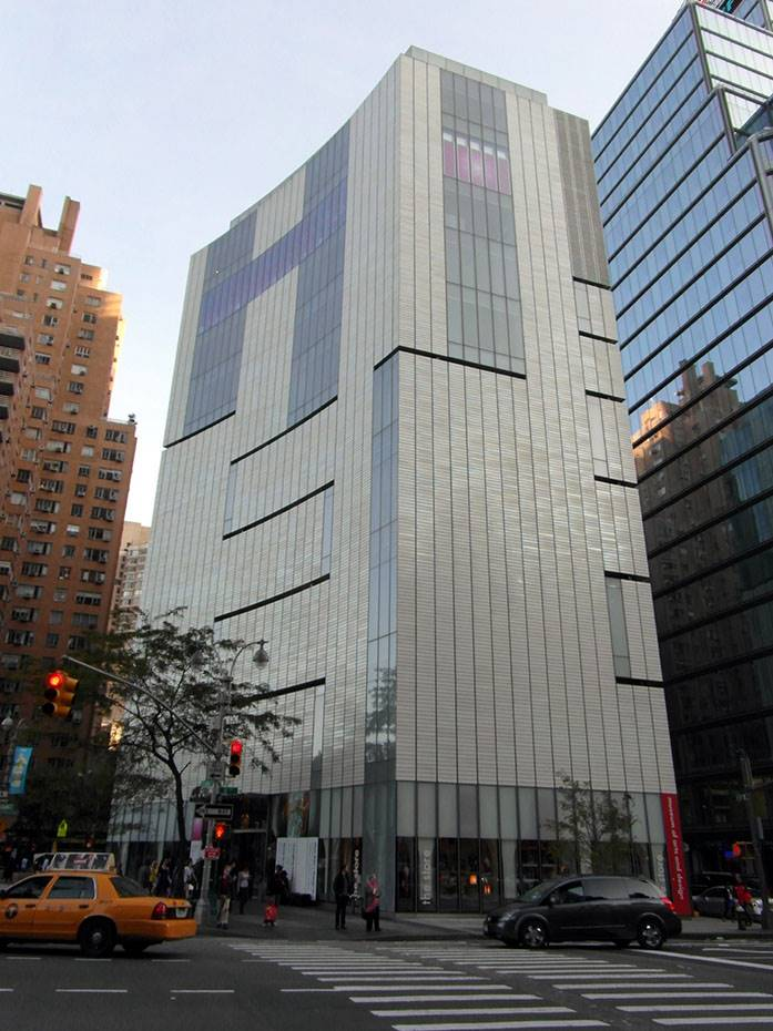 Museum of Arts and Design (MAD), Nueva York