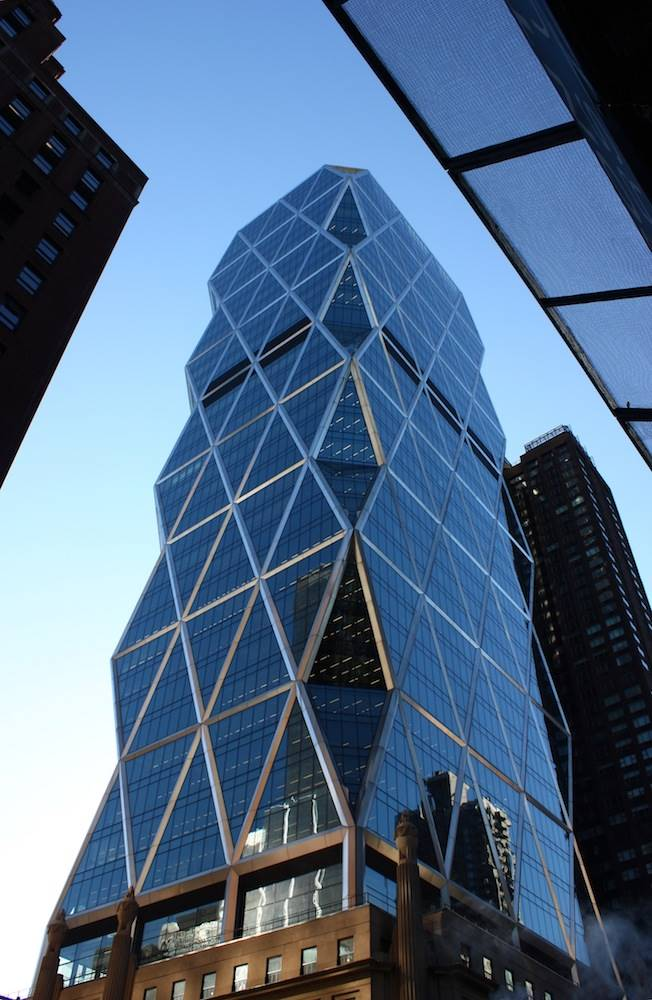 Torre Hearst, en Manhattan (2008)