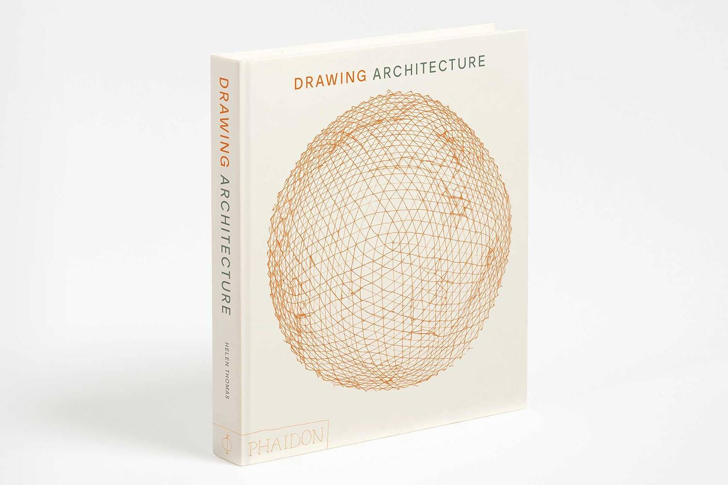 Drawing-Architecture Cover. [01] Drawing Architecture, Phaidon