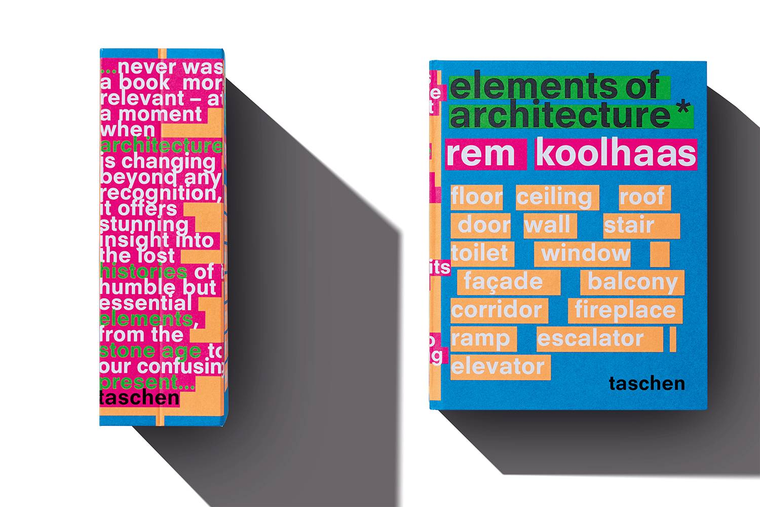 elements-architecture-koolhaas-book-1. [04] Elements of Architecture, Rem Koolhaas, Taschen
