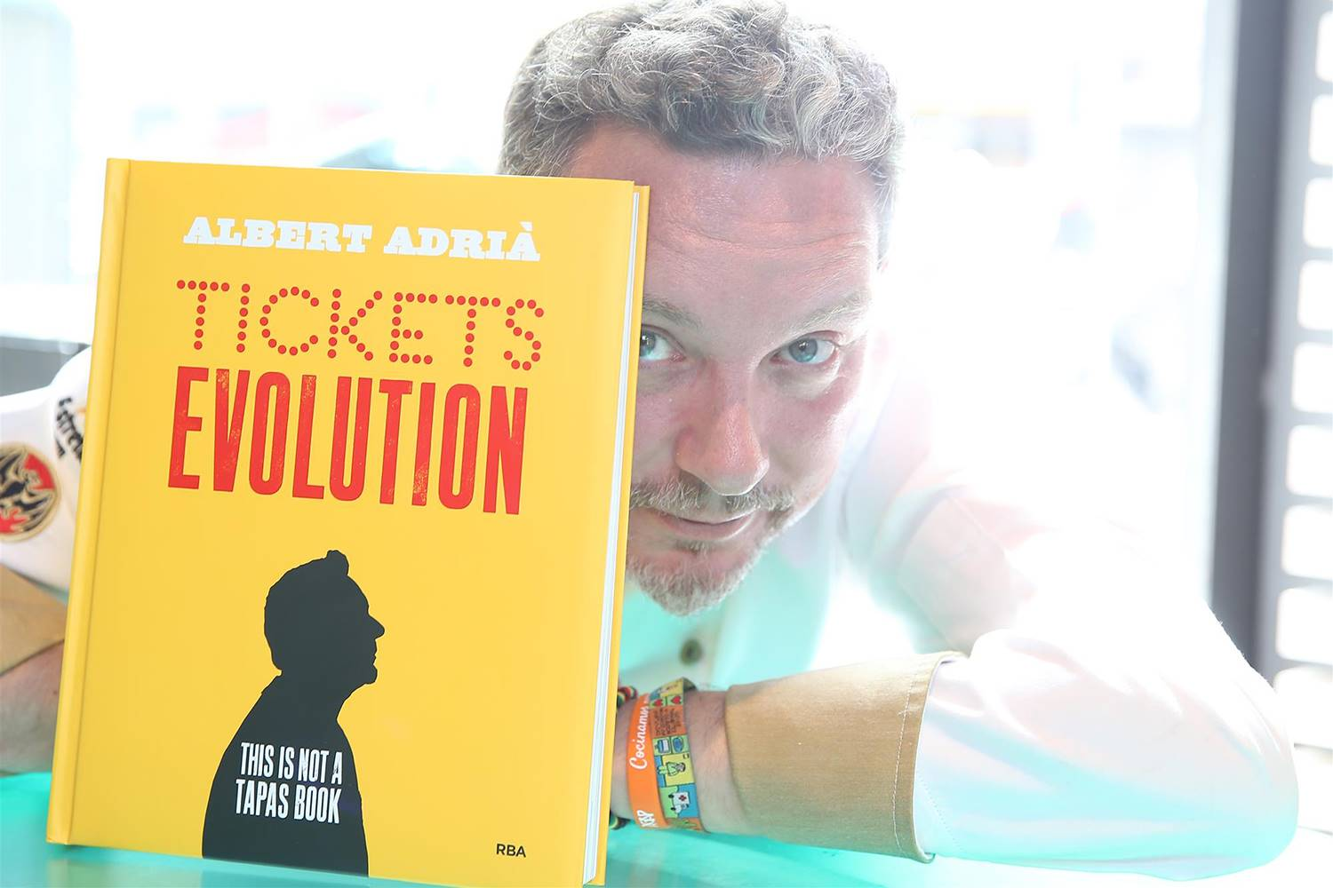 tickets evolution alfredo-garofano. [10] Tickets evolution, Albert Adrià, RBA