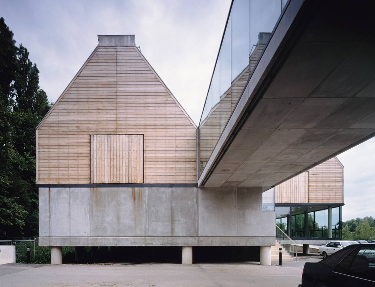 Museo River Rowing, Henley-on-Thames, Reino Unido, David Chipperfield (1997)
