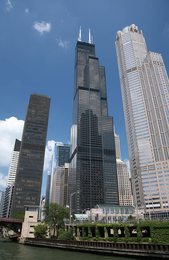 Torre Willis (anteriormente Torre Sears), Chicago