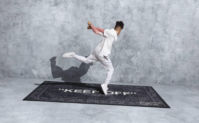 ikea alfombras Ikea Art Event Reconvierte Las Alfombras En Una Obra De Arte