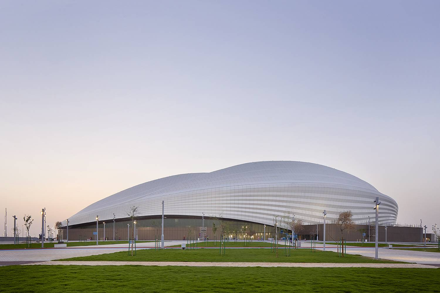 Estadio Al Janoub, Qatar, Zaha Hadid Architects