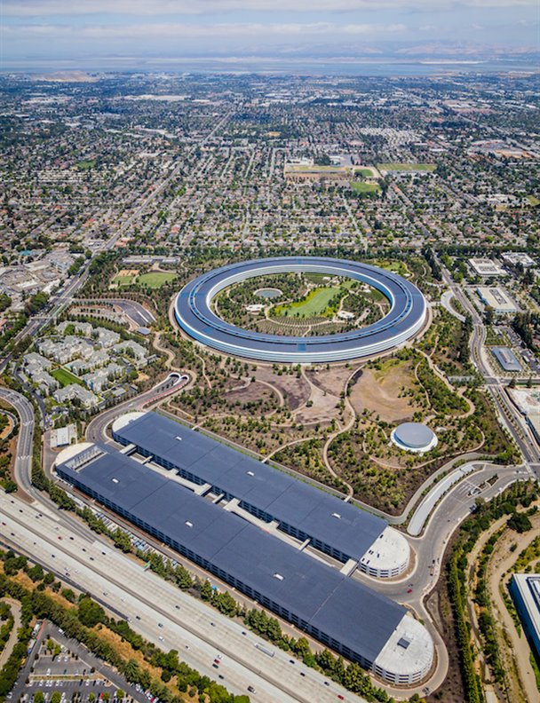 Apple rueda 'Misión Imposible' junto a Norman Foster