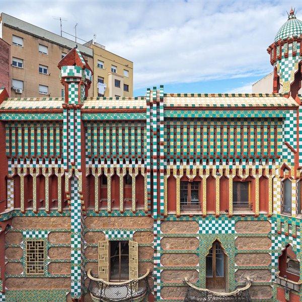 Día Mundial del Agua con Gaudí