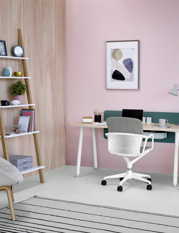 HermanMiller recrea la oficina perfecta en Madrid