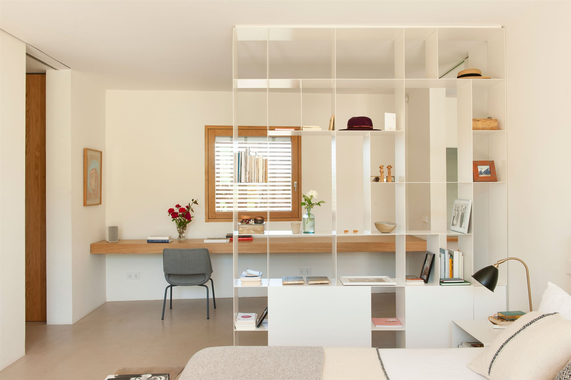 Separar ambientes en un mismo espacio