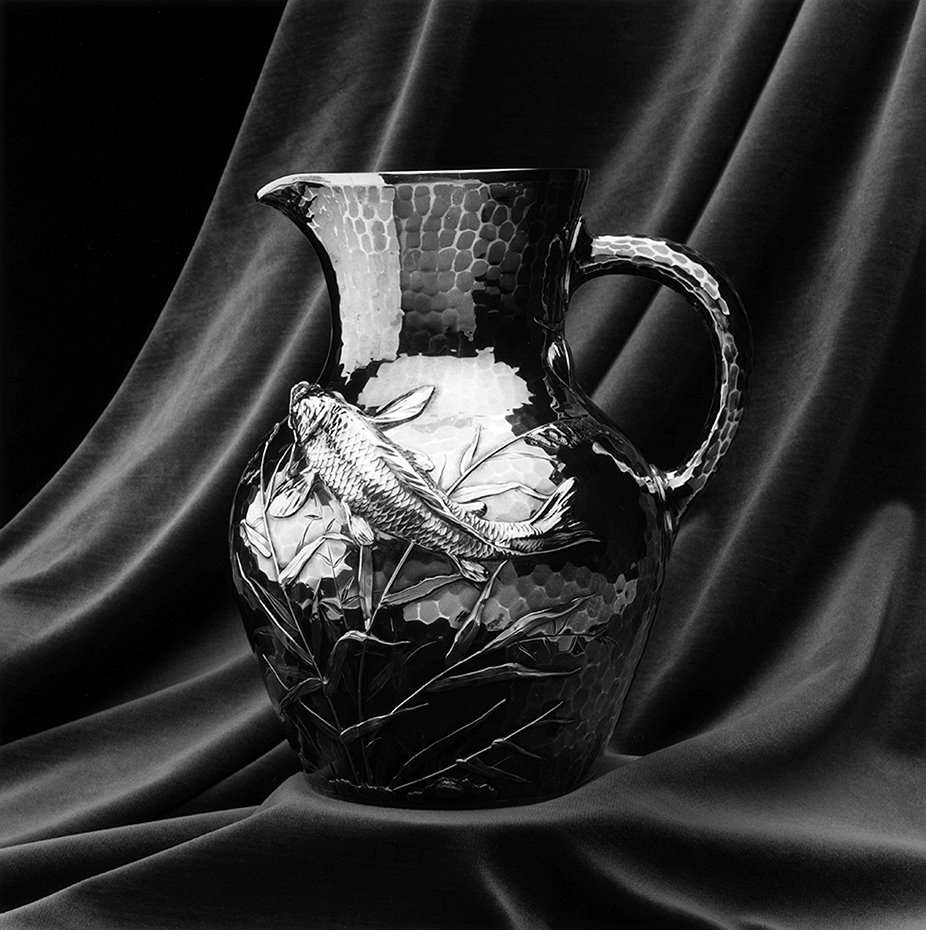 Whiting and Co. Water Pitcher, 1988, de Robert Mapplethorpe.