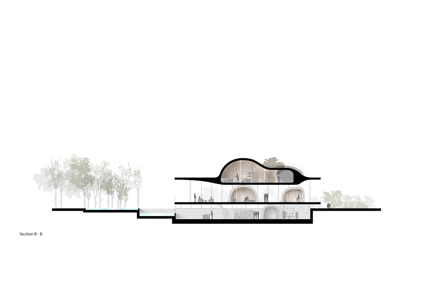 9. Guyim Vault House Drawings