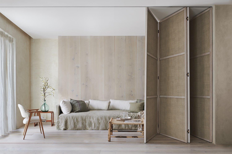 casa esquinza sofa distribucion panel madera