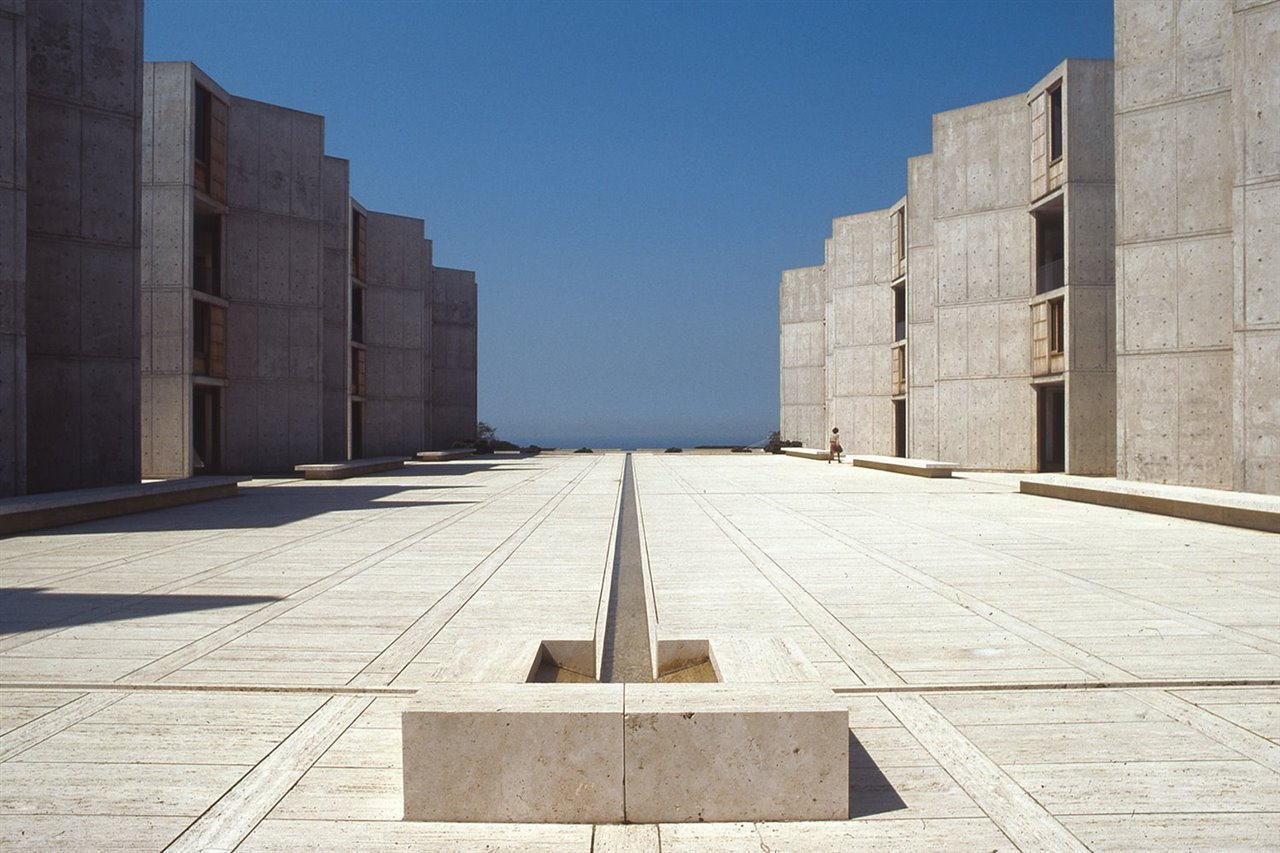 Salk Institute, La Jolla (California), 1965