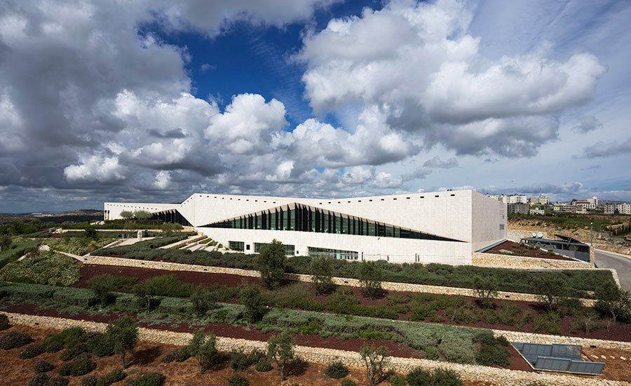 Aga-Khan-Award-For-Architecture-the-palestinian-museum