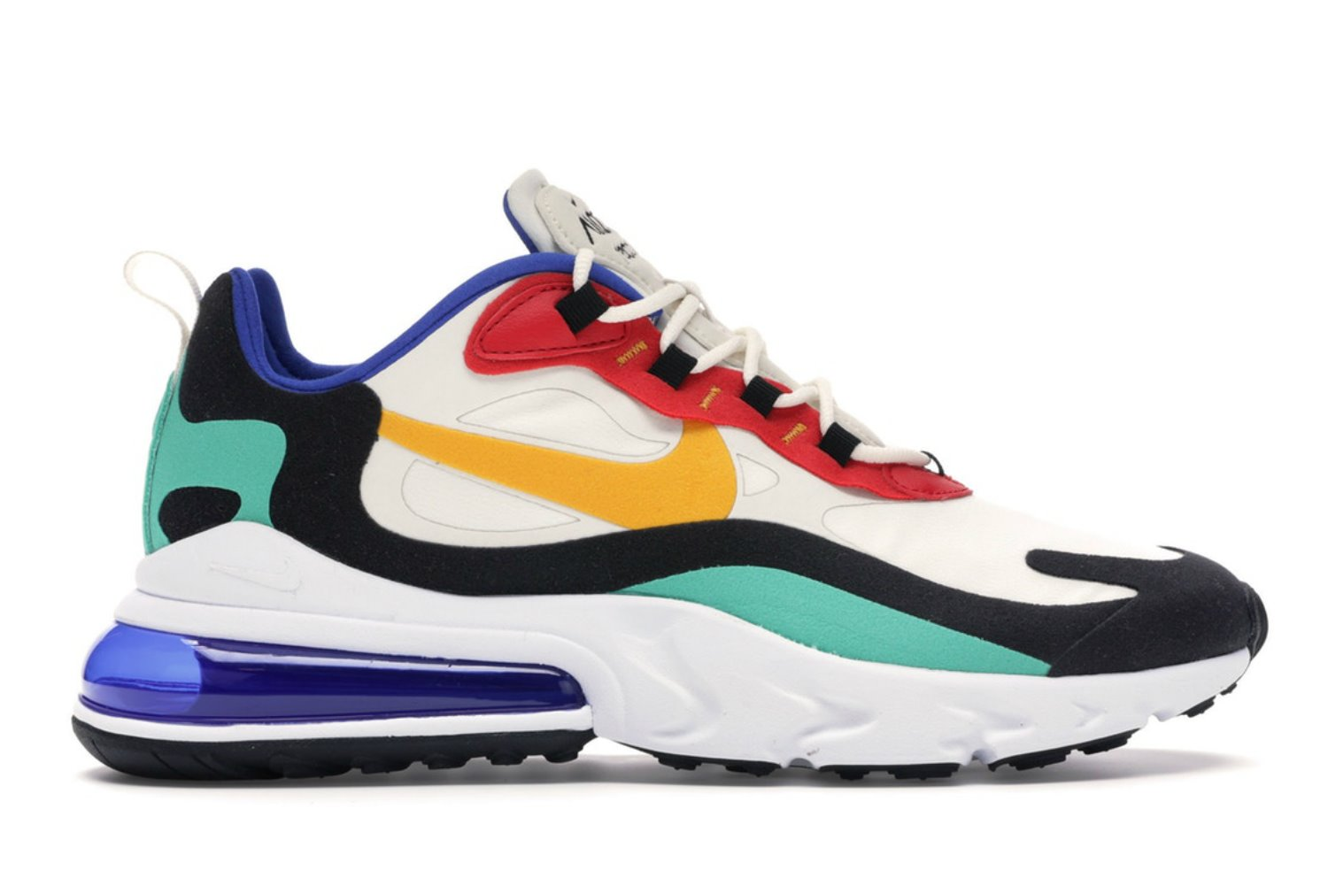 Air Max 270 React Bauhaus