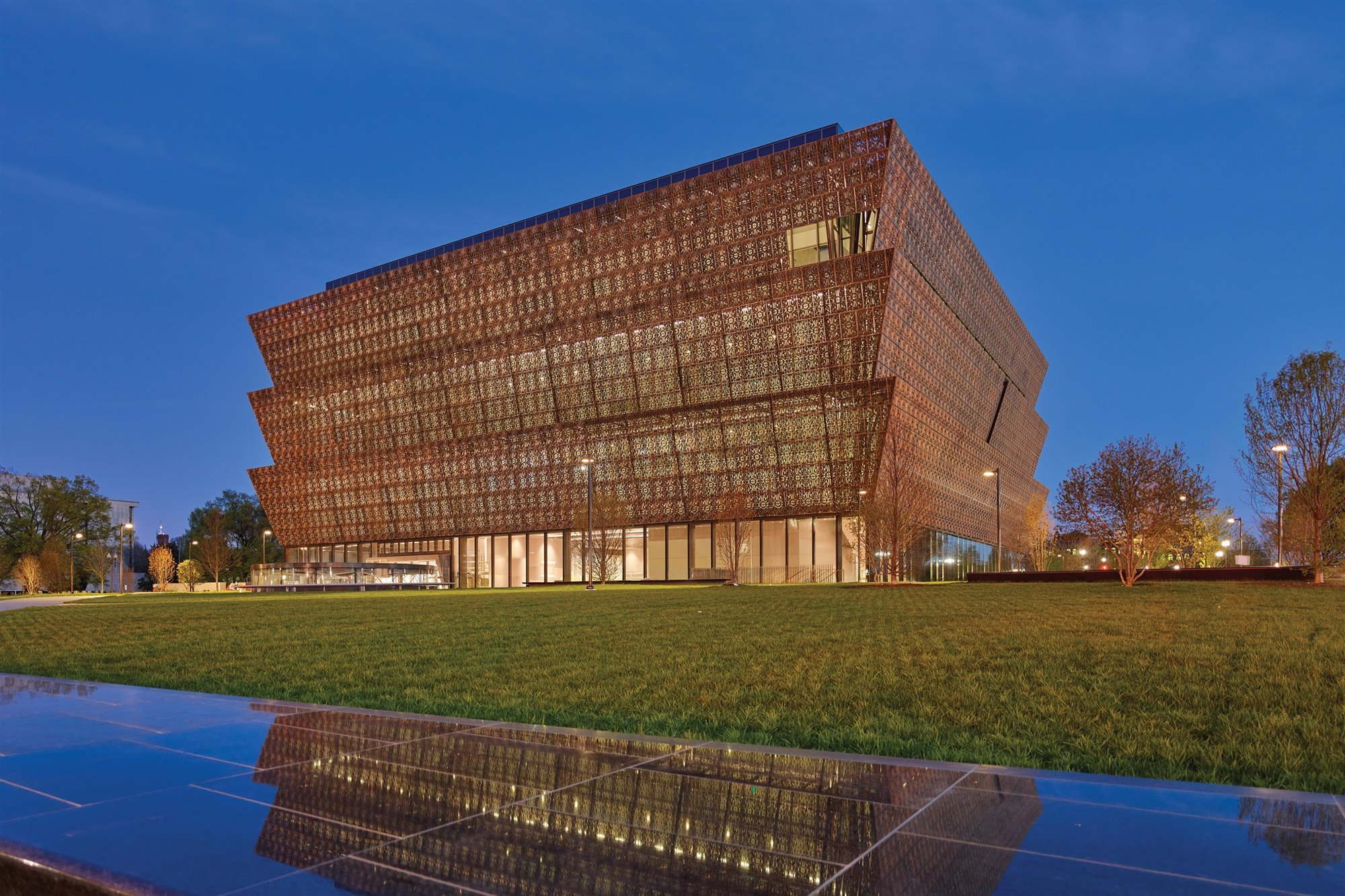 Smithsonian David Adjaye