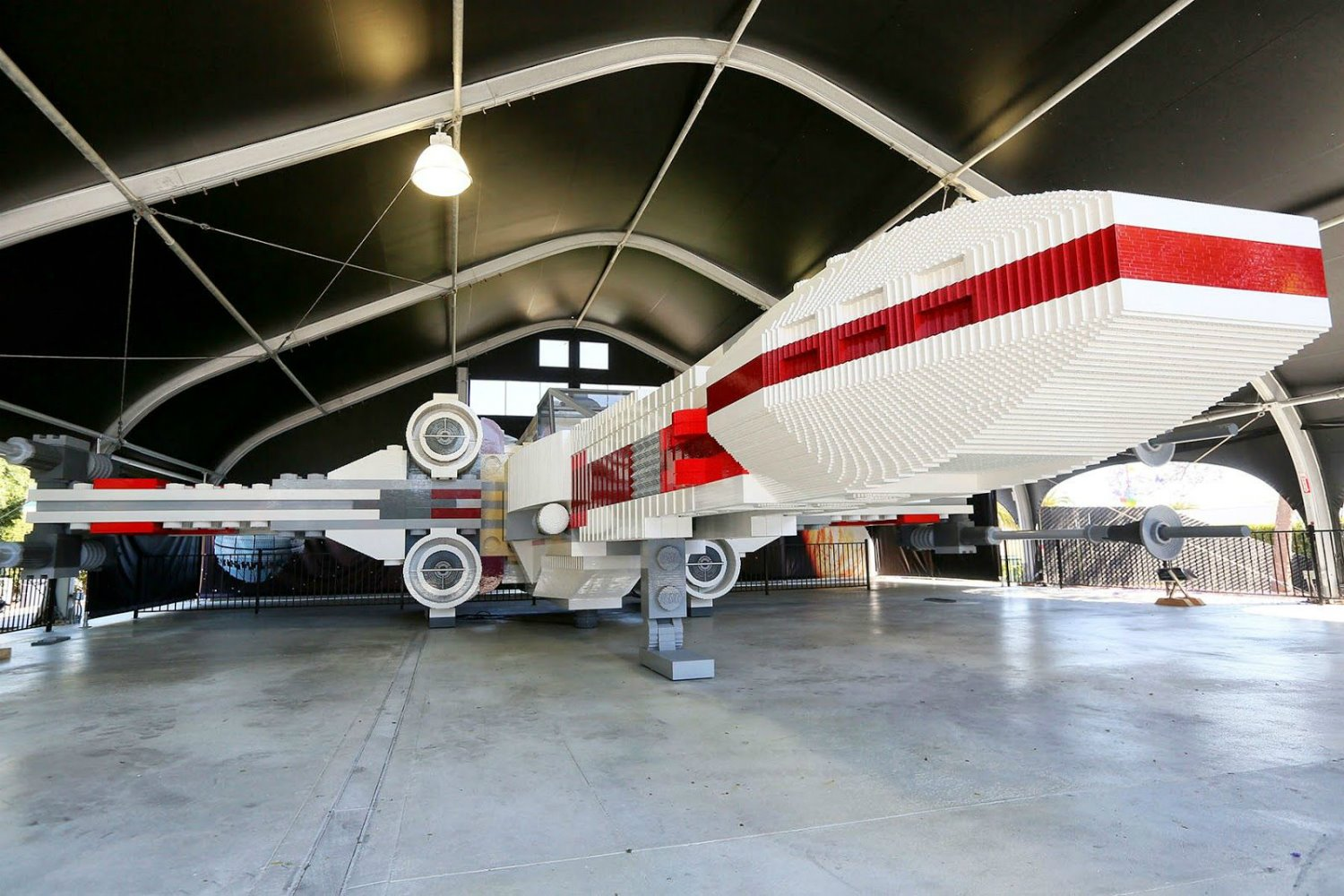 Lego X wing starfighter