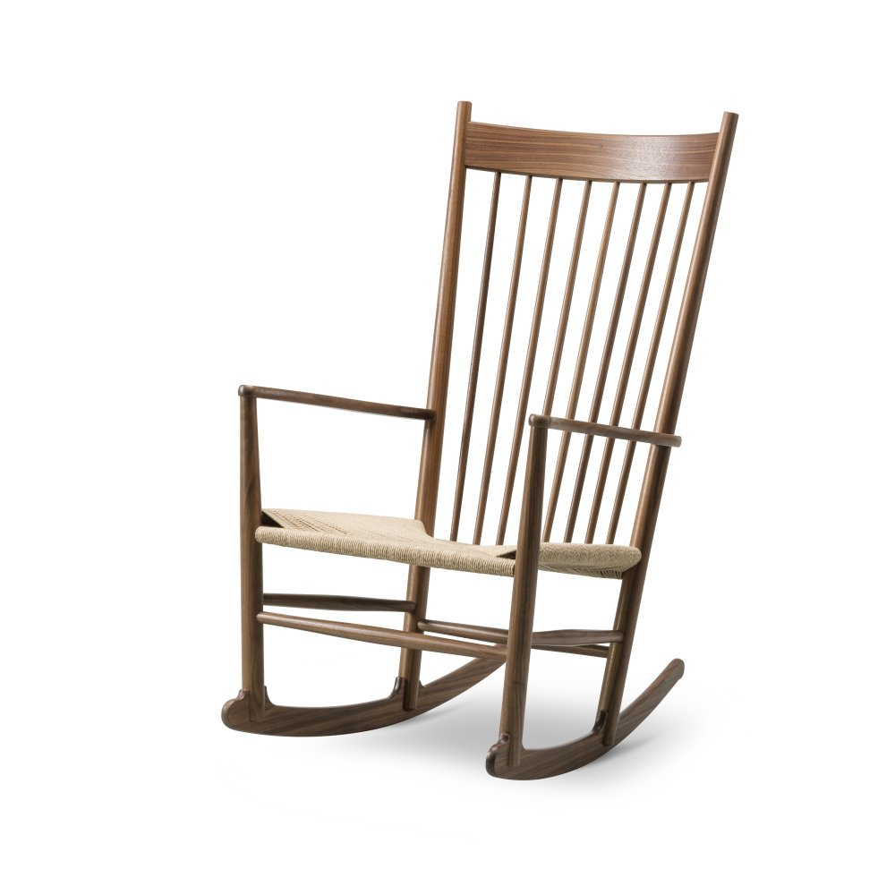 Mecedora J16 Rocking Chair de Fredericia