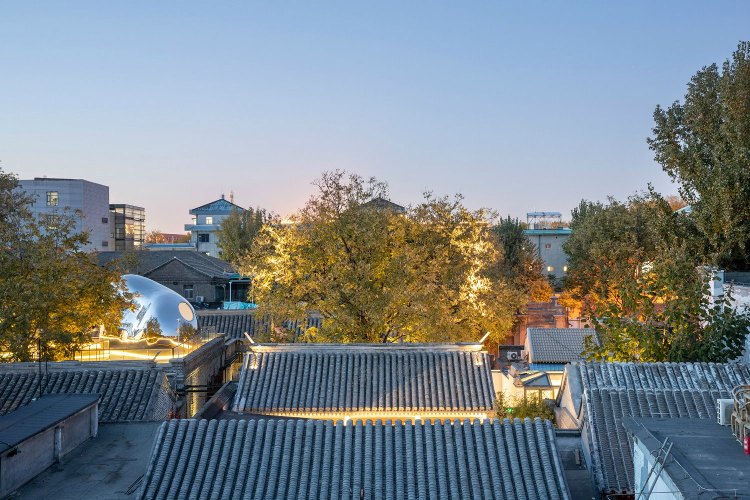 Hutong Bubble 218 de MAD Architects en Pekín