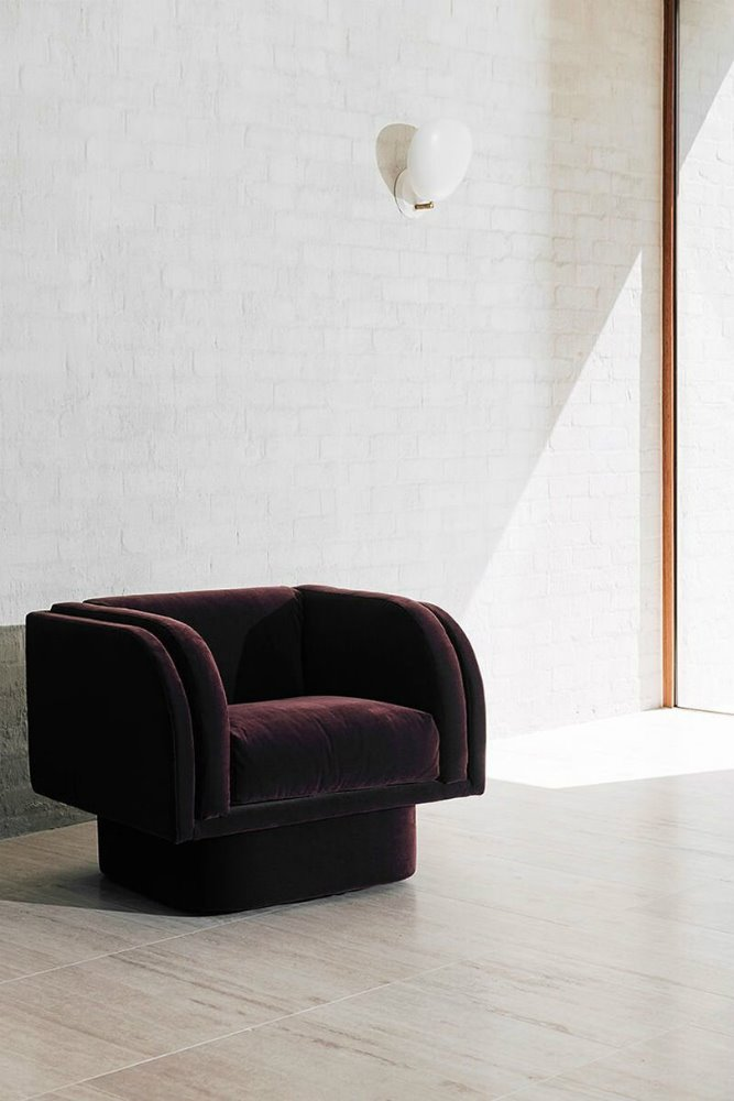 Su última novedad es la sorprendente Harvey Swivel Chair.