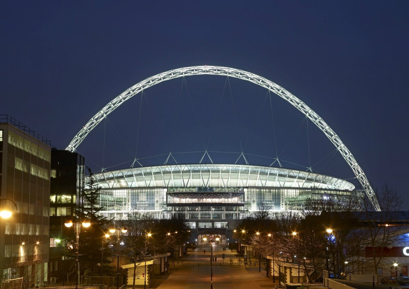 New Wembley en Londres de Norman Foster