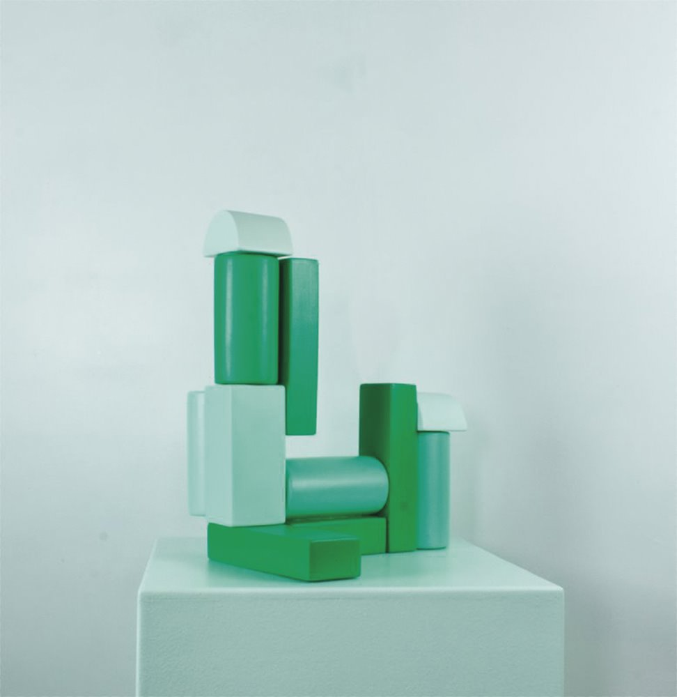 Building blocks, de Sydney Williams, a la venta en Artspace.
