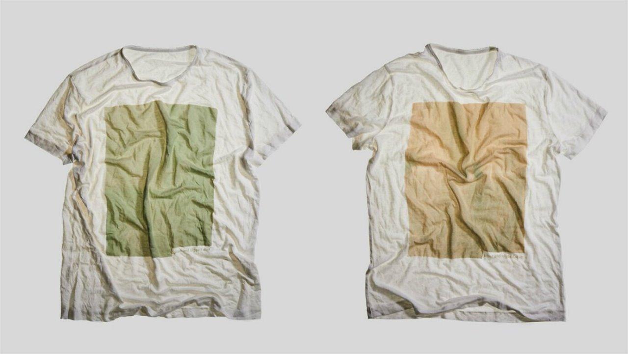 Vollebak quiere que vistas con una atípica camiseta fabricada con plantas y algas