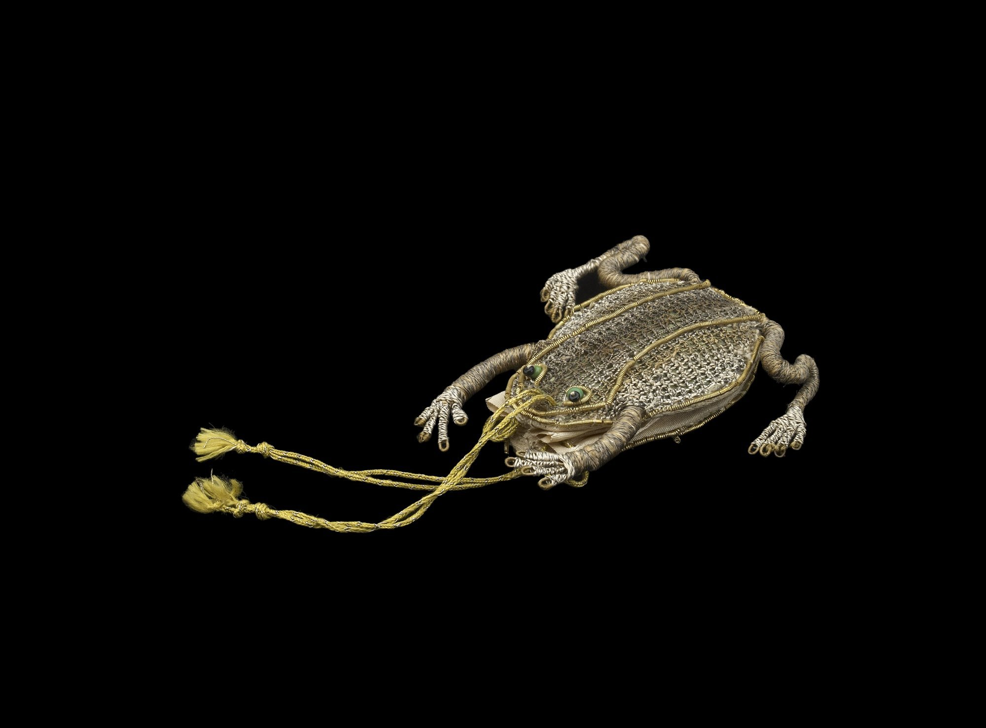 Frog Purse © Ashmolean Museum, University of Oxford (2). Pasión animal
