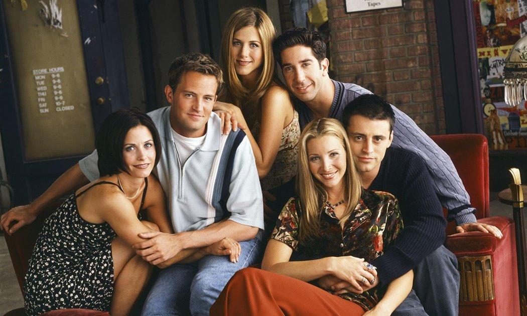 Nos colamos en las casas de los actores de Friends