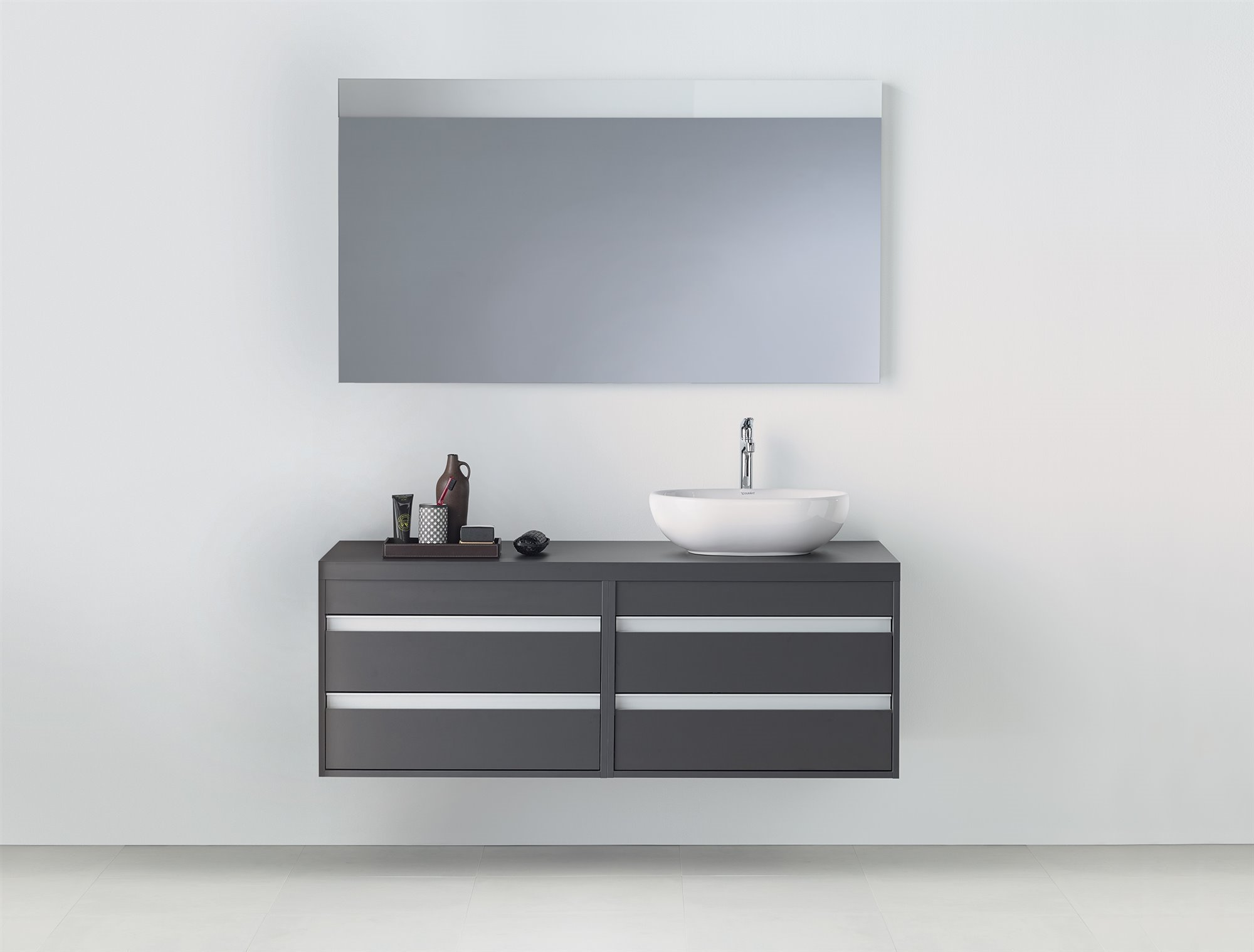 Encimeras baño Unified console system Ketho