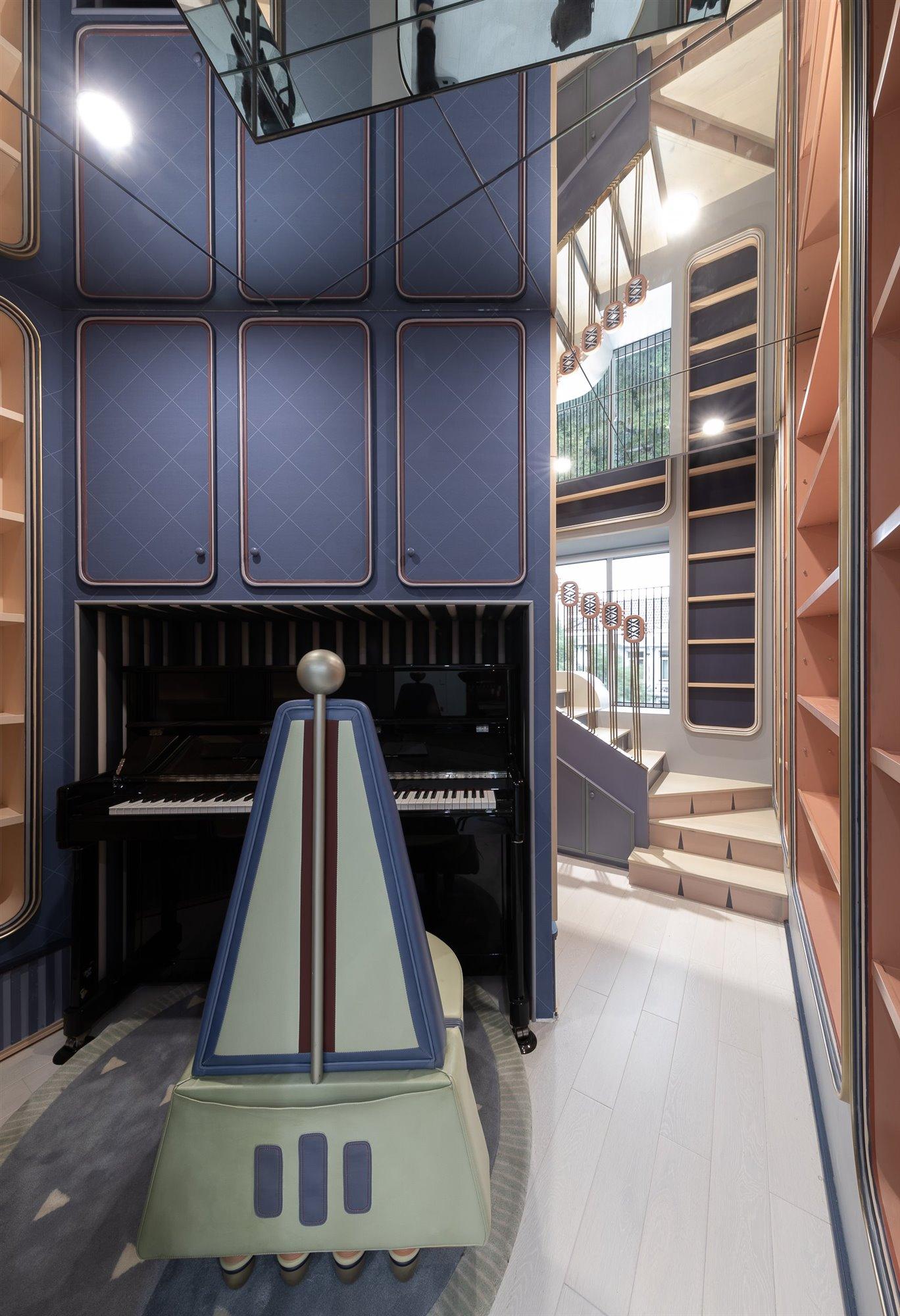 Small 10x10 Study Room Layout: Un Apartamento Rehabilitado Por El Reality 'Dream Home