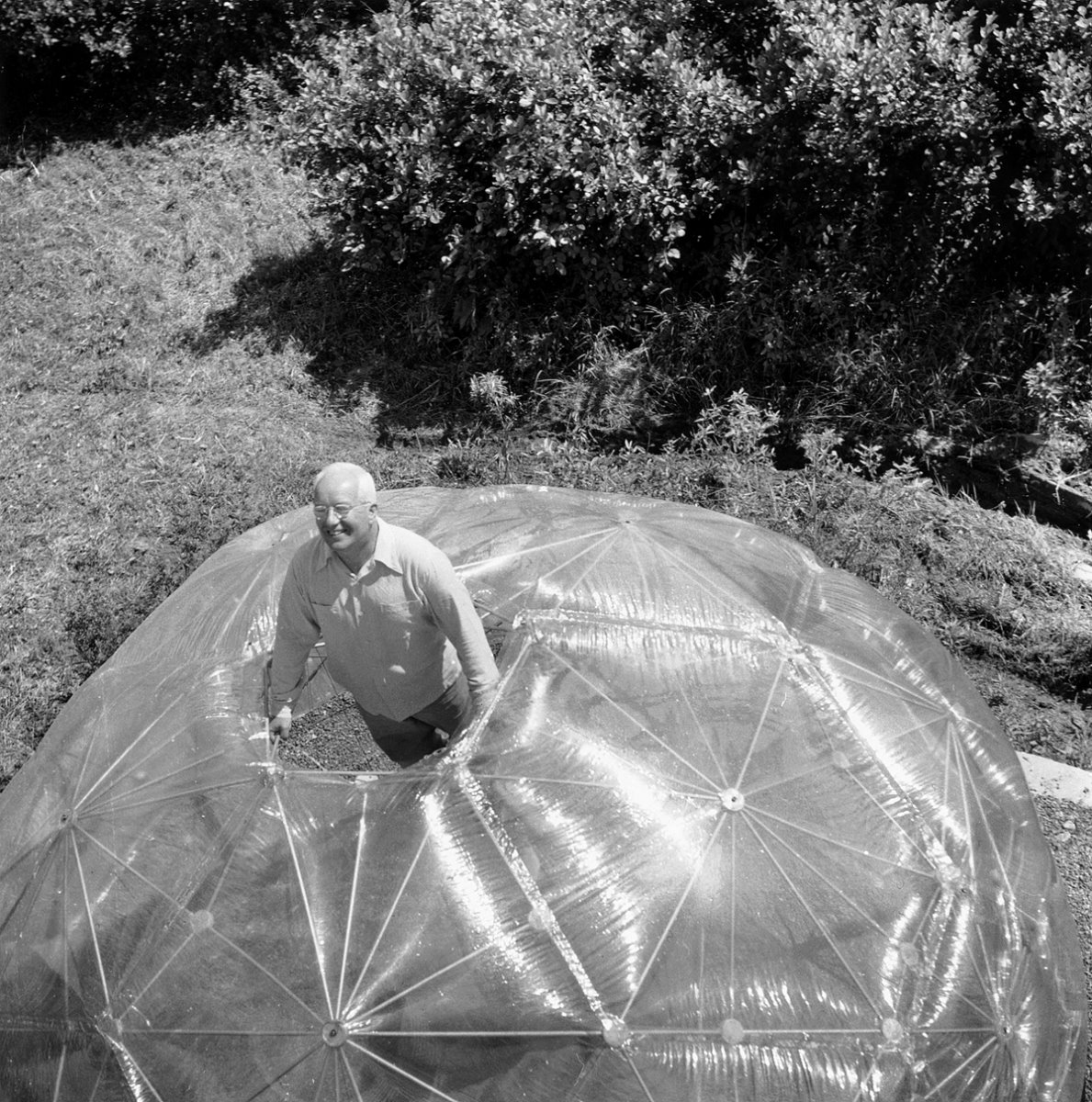 Black Mountain College Buckminster Fuller