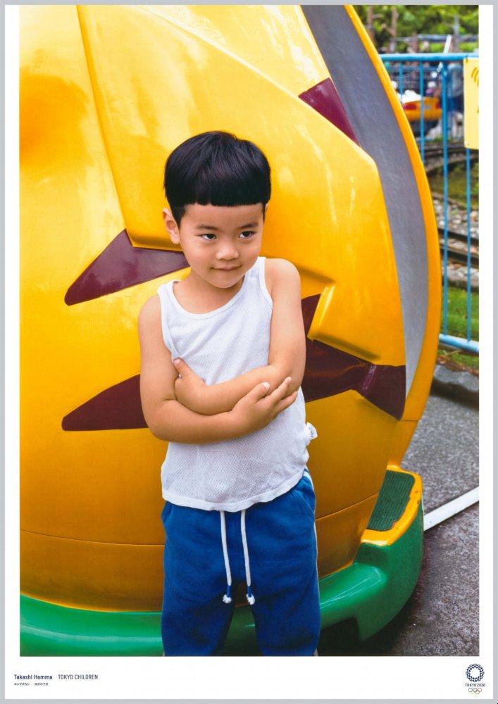 Tokyo Children del fotógrafo Takashi Homma
