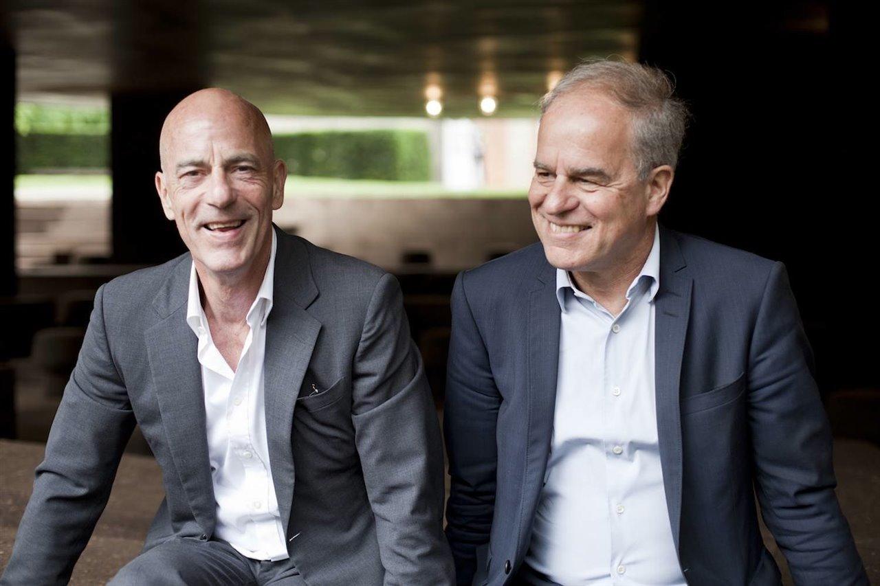 Herzog y de Meuron diseñan una iglesia junto a una autopista en Suiza