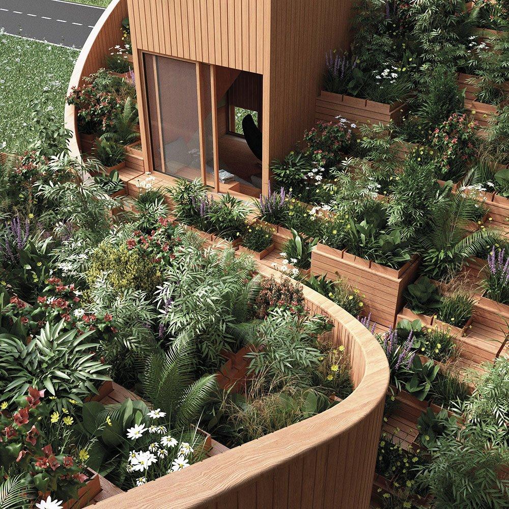Precht, un joven estudio que reconecta arquitectura y naturaleza
