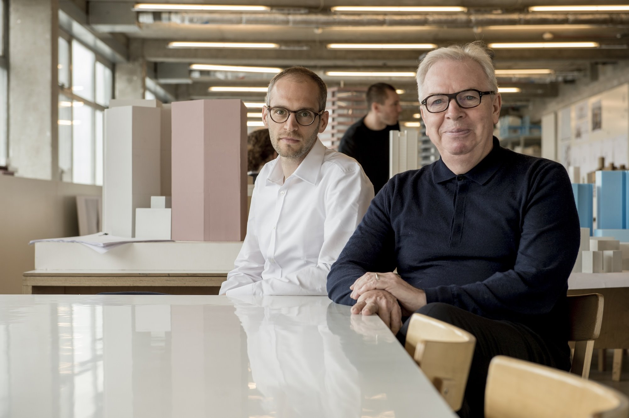 Simon Kretz and David Chipperfield 2