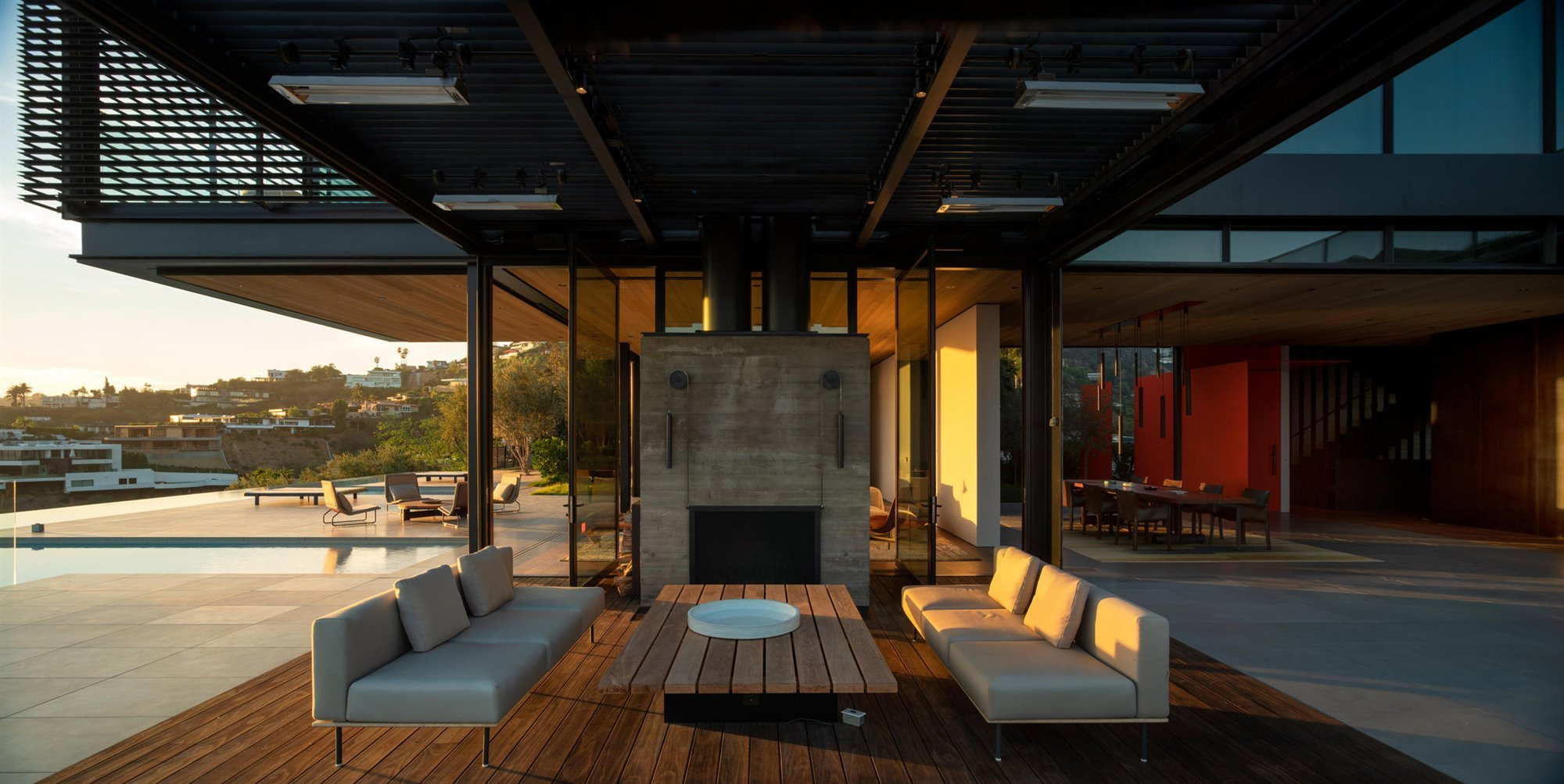 Casa en Collywood diseñada por Olson Kundig en Los angeles 23