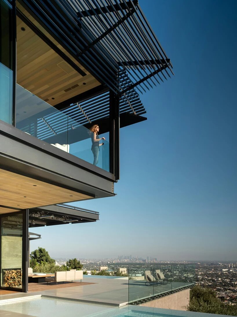 Casa en Collywood diseñada por Olson Kundig en Los angeles 5