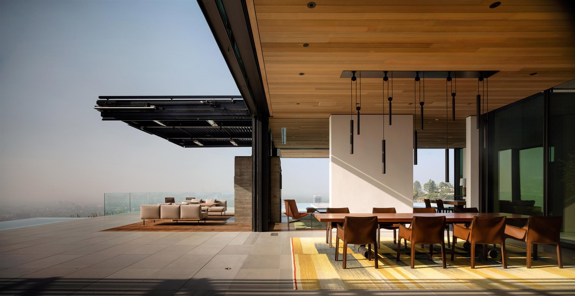 Casa en Collywood diseñada por Olson Kundig en Los angeles 8