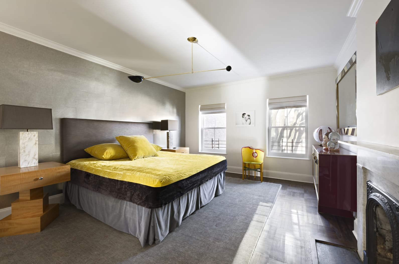 Apartamento Mary Kate Oslen en Manhattan dormitorio