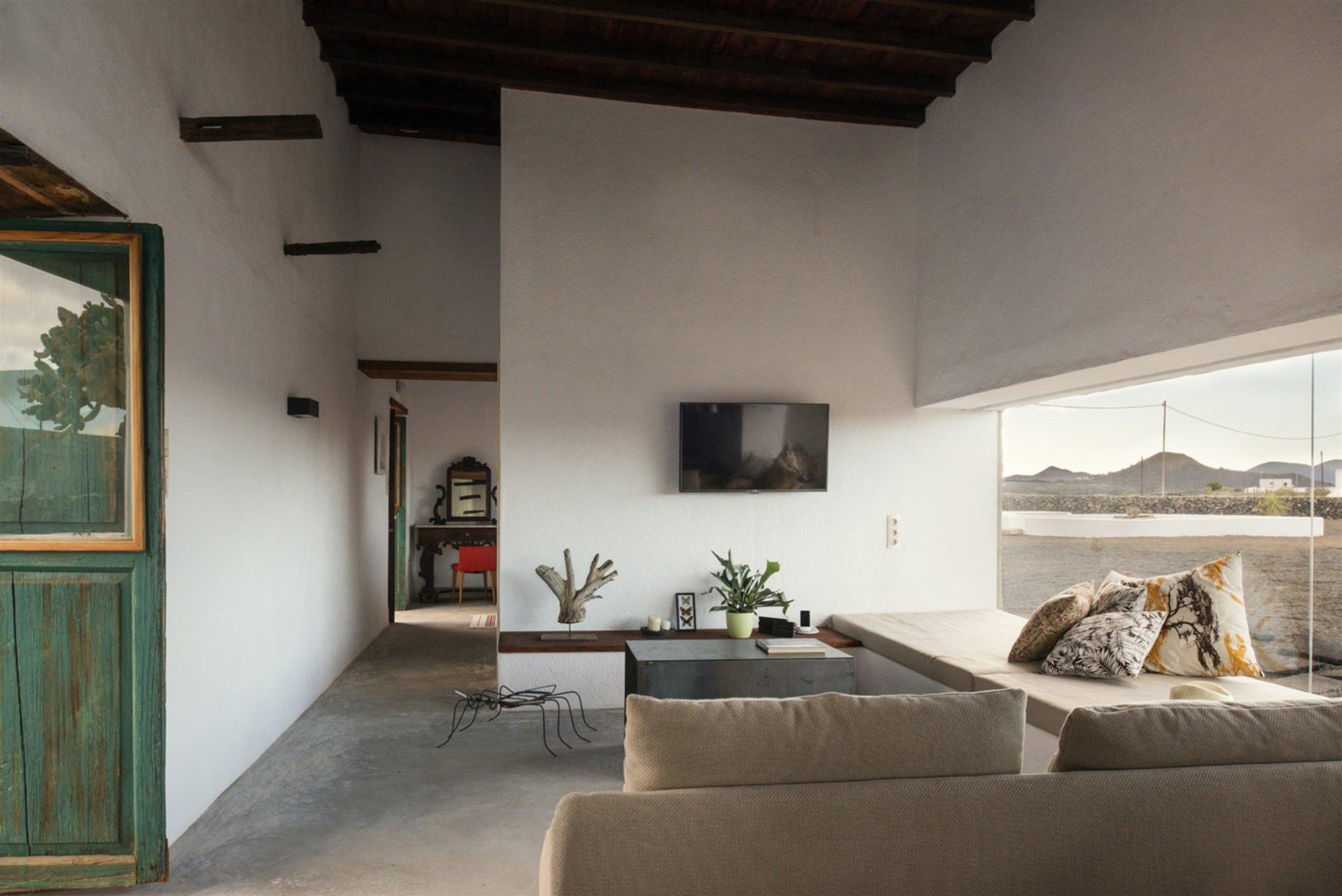 Casa de alquiler vacaciones en Lanzarote Buenavista