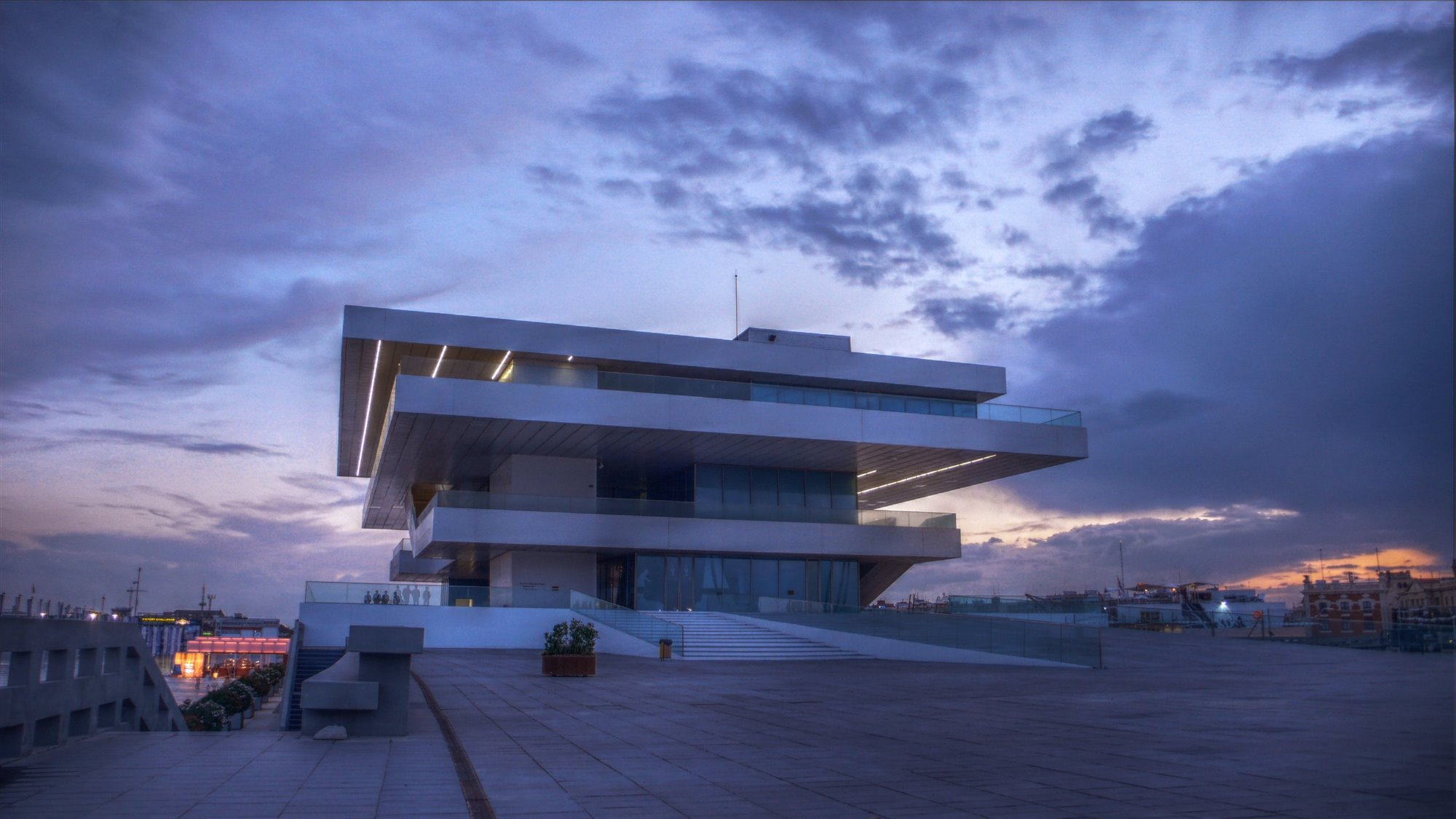 Veles e Vents de David Chipperfield Valencia