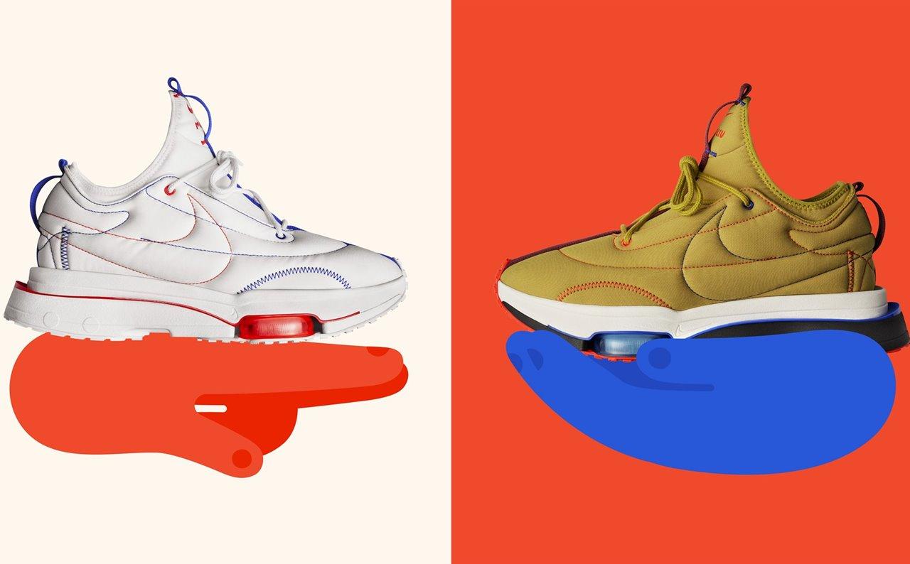 ética contaminación Armada  Las nuevas zapatillas Nike Air Zoom MACCIU by you son lo más