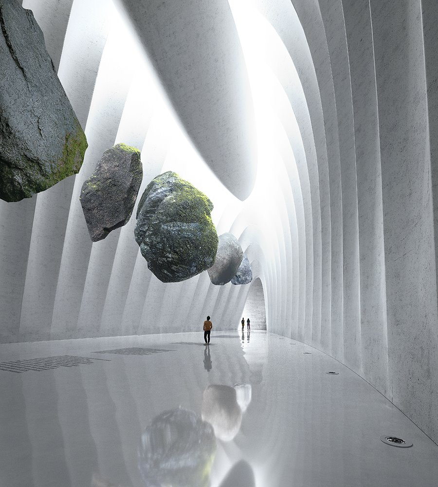 11 MAD Shenzhen Bay Cultural Park by PROLOOG